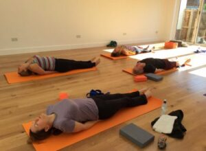 Sports Yoga in Farnham for beginners