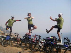 Yoga for bikes