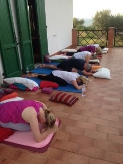 Local Yoga Classes Farnham Surrey