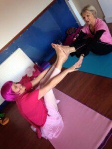 beginner yoga classes near me