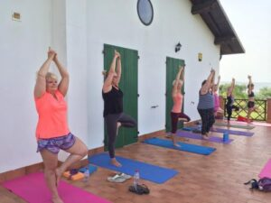 Diversity Yoga - Italy yoga retreat