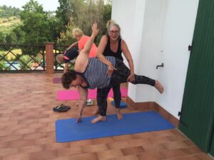 Sports Yoga in Farnham
