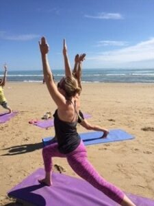 Diversity Yoga - Italy yoga retreats beach yoga