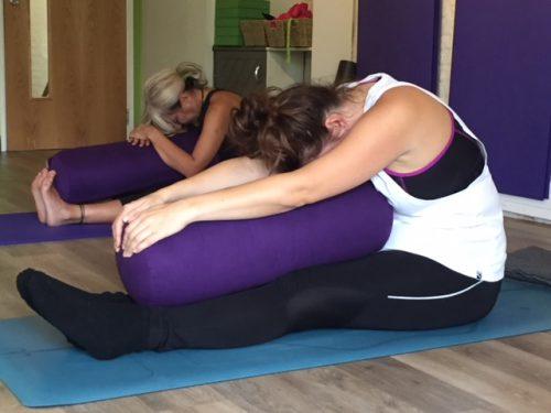 Yin yoga breathe Diversity Yoga Farnborough