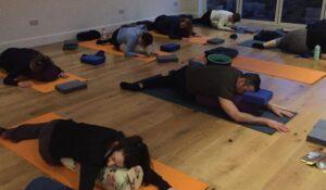 Diversity Yoga Yin yoga for men and women