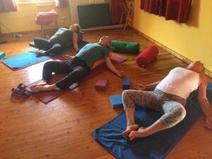 Diversity Yoga yin yoga retreat