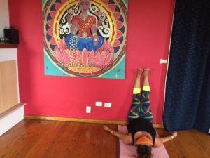 Diversity Yoga restorative rest
