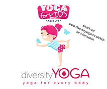 Yoga for children Farnborough and Aldershot