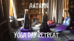 yoga day retreat for autumn