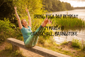 Yoga retreat in Hampshire