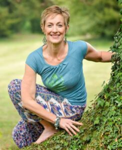 cathy Richardson yoga therapist Diversity Yoga